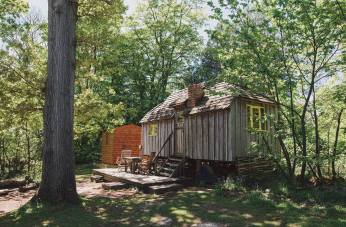 woodcutters cabin sussex