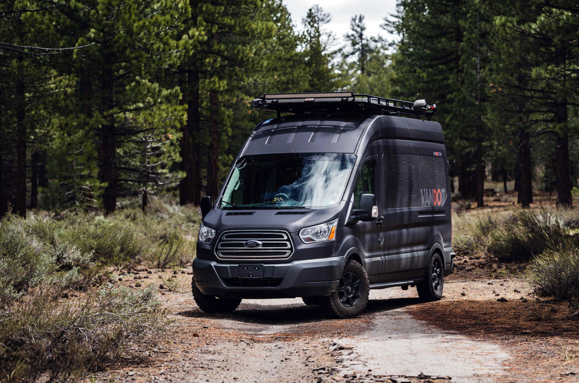 Ford Transit Camper for couples